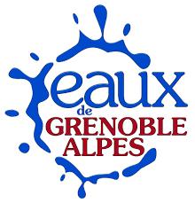 Logo Eaux de Grenoble Alpes